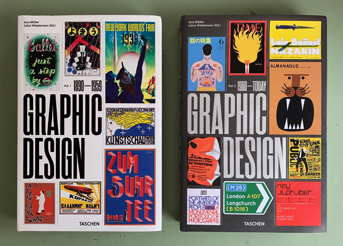 The History of Graphic Design: Volume 1 (1890-1959)