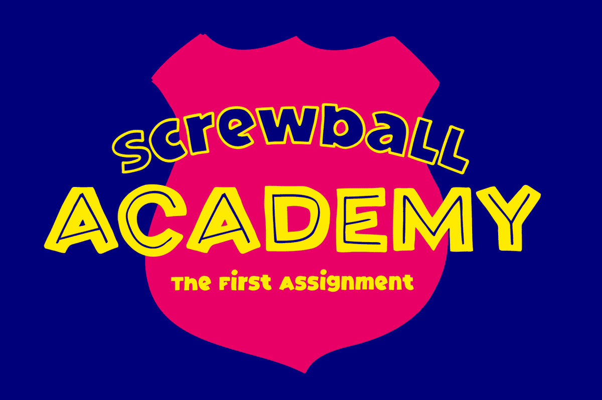 Police Academy Font