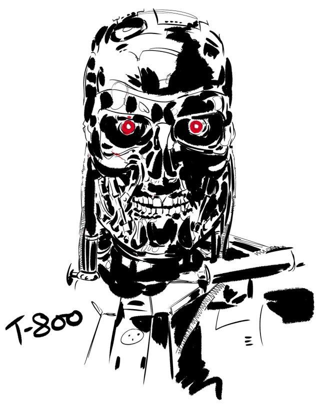 The Terminator T800