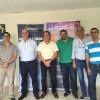 Última jornada formativa 2015, en Valagro