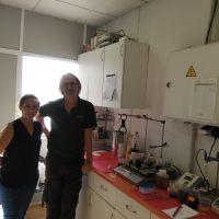Visita a la fábrica de Ispemar