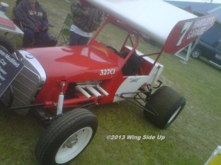 A great looking restoration of the supermodified driven by Jack Hatcher
