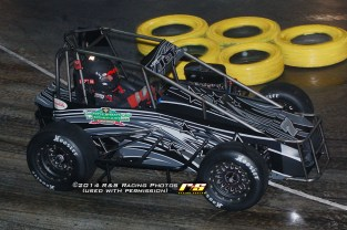 Joey Payne TQ Midget Battle of Trenton