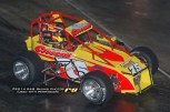 Lou Cicconi Jr. TQ Midget Battle of Trenton