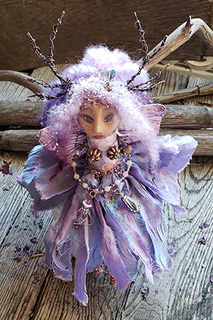 Aerwyna Inner Child Art Doll