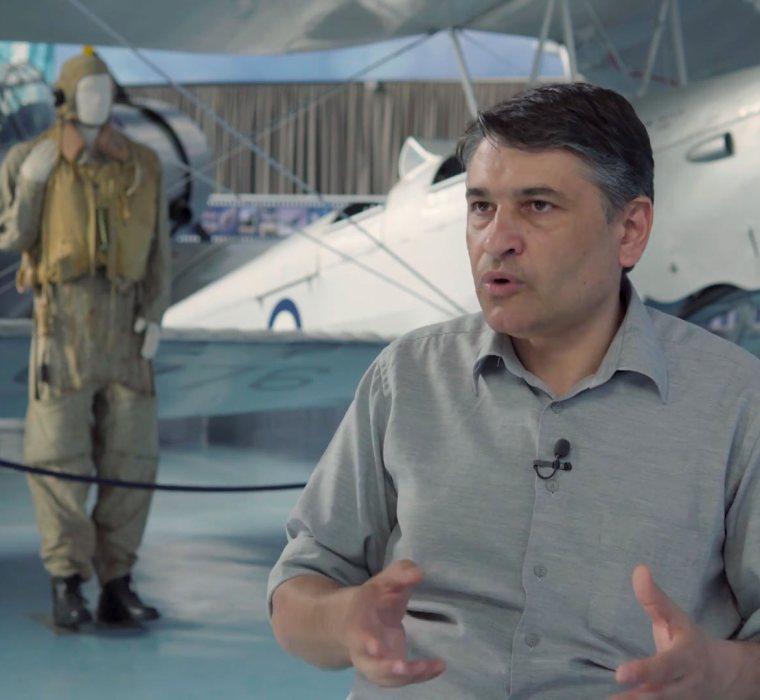 'Στα Φτερά του Α' Παγκόσμιου Πολέμου' - Επεισόδιο 3