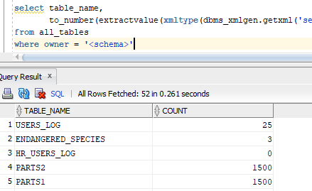 oracle-xml-path-record-count