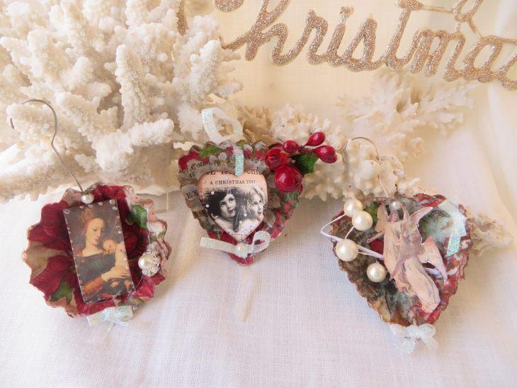 2014 WoW Christmas Ornament Swap: Set No 16 of 16