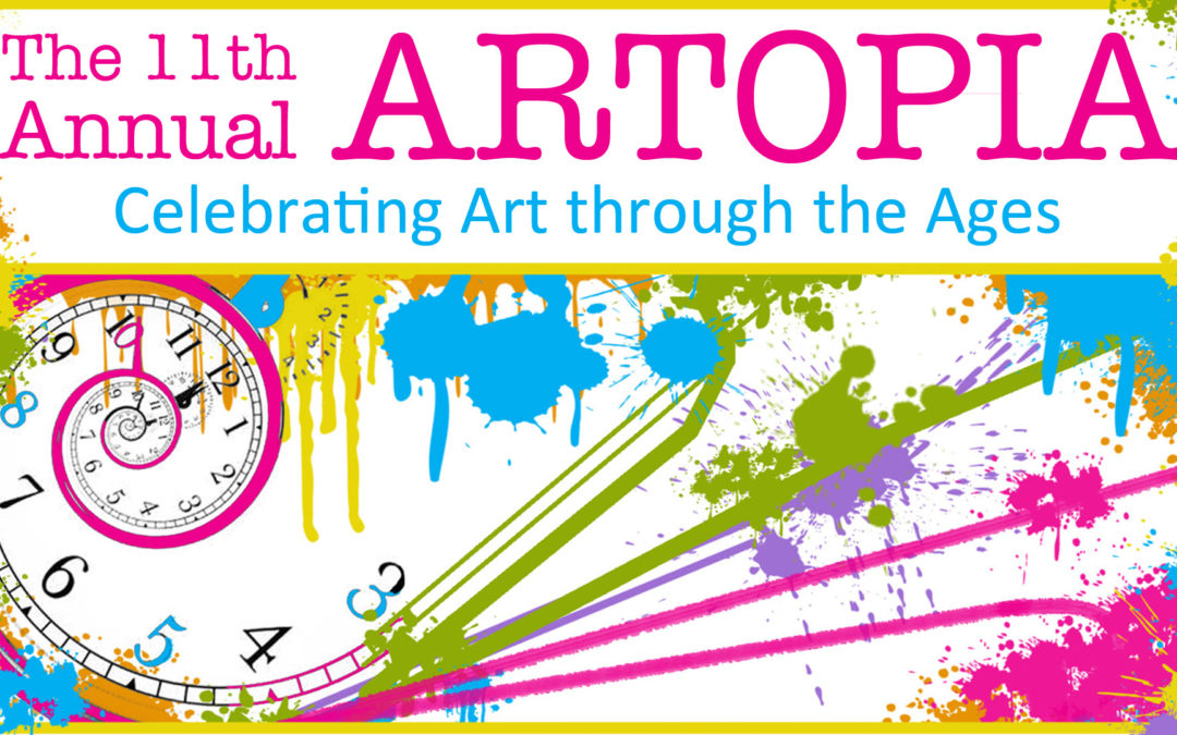 Artopia Schedule now available!