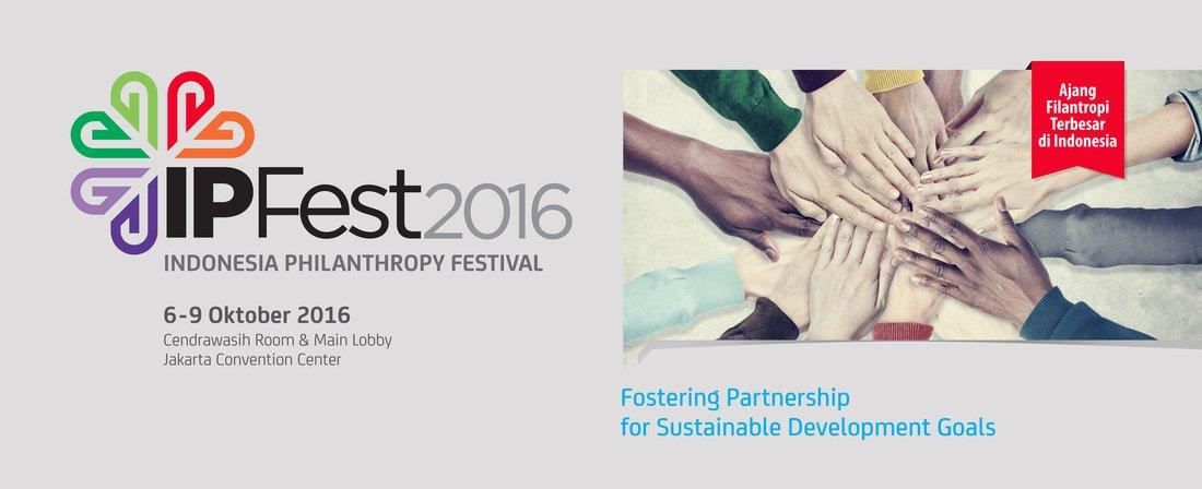 IPFest 2016 Show Progress Philanthropy Indonesia