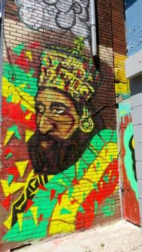 Rasta Vibes, Kensington Market, Toronto
