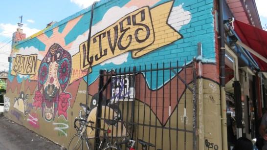 Street Art Kensington Market, Toronto