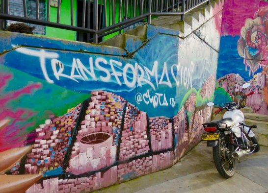 Comuna 13: Colombian Ghetto Transforms Into Tourist Drawcard