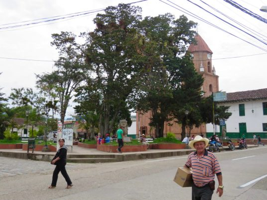Best Remote Towns Colombia: San Agustin