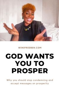 Why You Should Stop Condemning The Prosperity Gospel