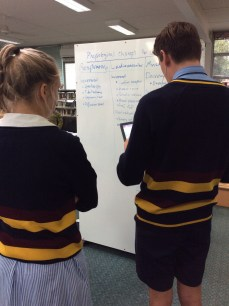 Collaborative study yr 12