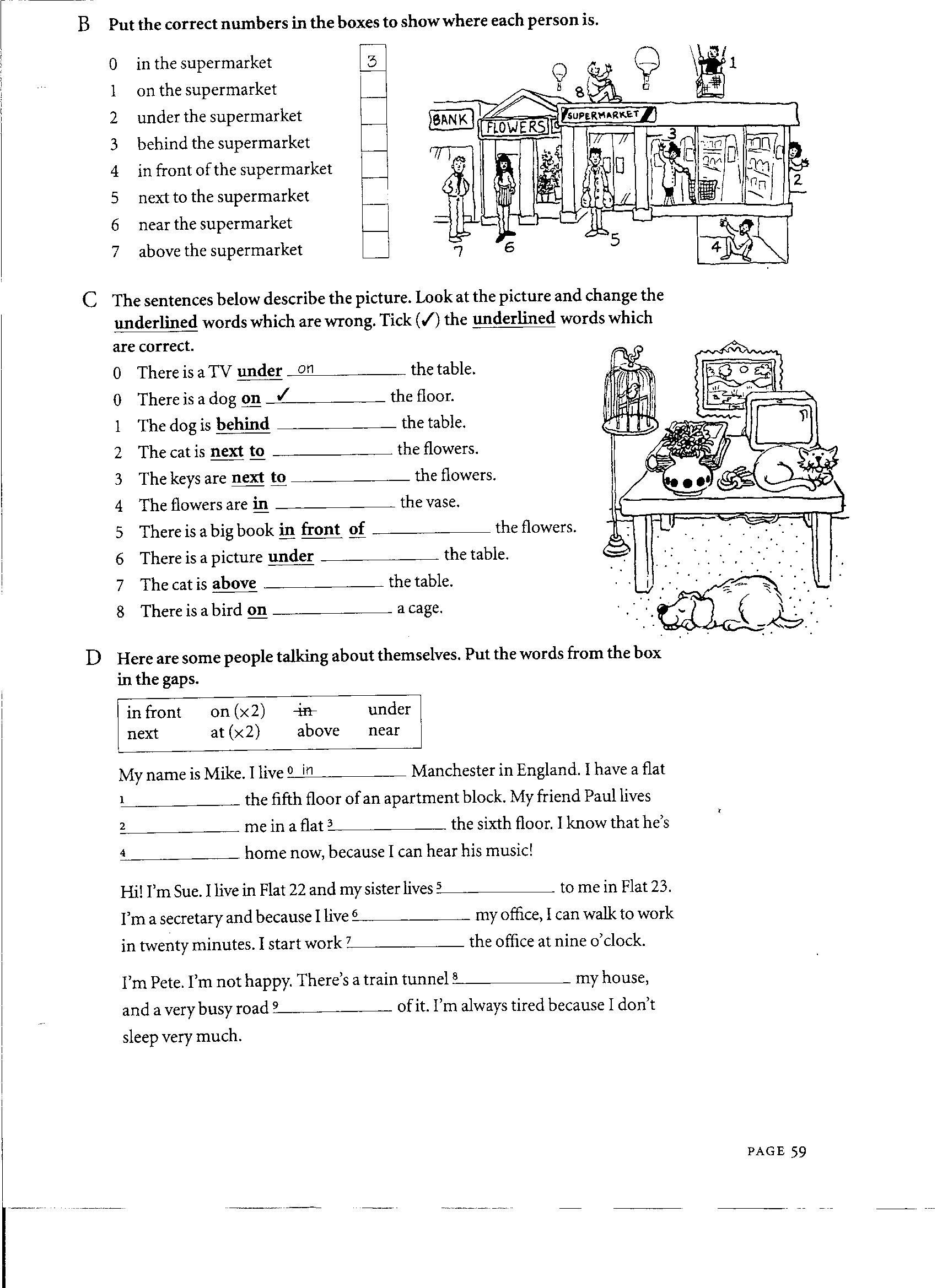 Parison Of Adjectives Worksheet Doc