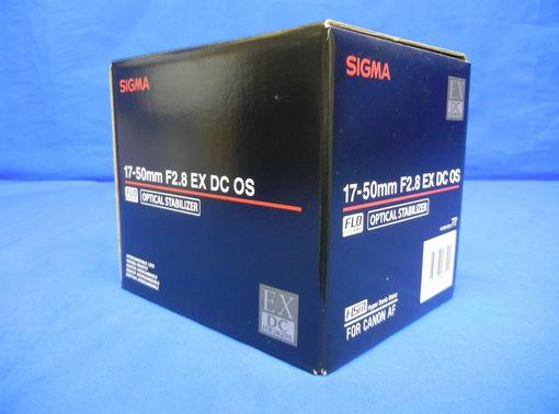 17 Large Ex Canon Dc Os 50mm 2 F Fld Aperture Digital Zoom 8 Sigma Hsm Standard Lens
