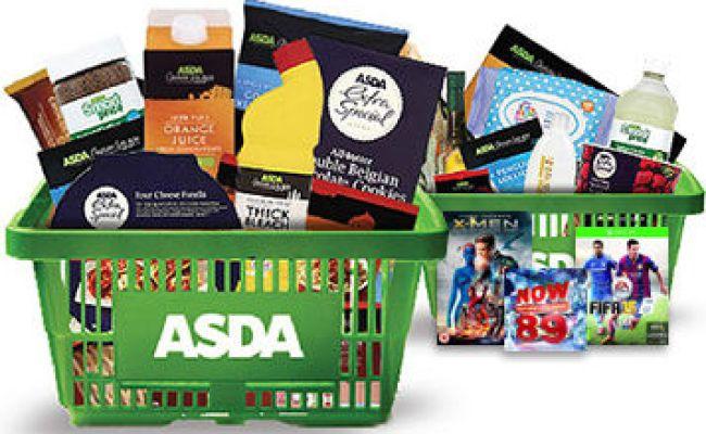 Grocery Shopping On Asda Asdapriceguarantee Co Uk Give