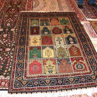 Comprar una alfombra en turqu a un gui o a turqu a - Alfombras dibujos geometricos ...