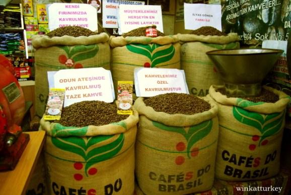 Tienda de cafés