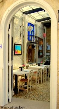 Restaurante de Alaçati