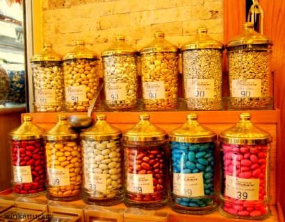 Tienda de dulces del kemeralti