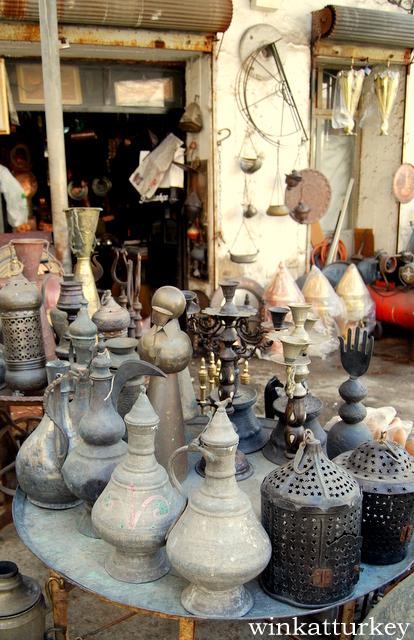 Antigüedades y bronce
