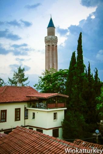 Minarete Yivli
