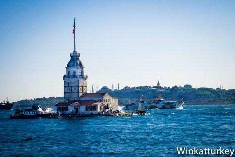 Kiz Kulesi. Estambul.