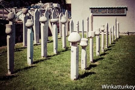 Cementerio otomano