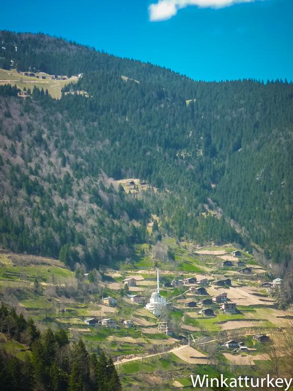 Los Alpes Pónticos