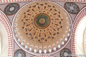 Cúpula de la mezquita. Foto Wikimedia