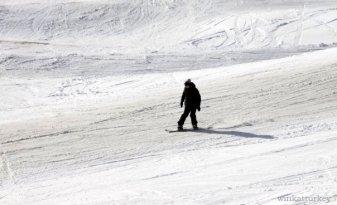 snowboard en Uludag