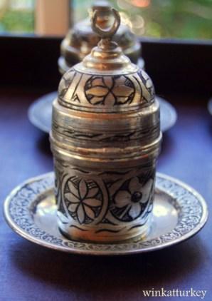 Taza artesanal