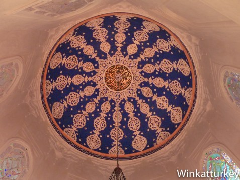 Cúpula del mausoleo de Barbarroja