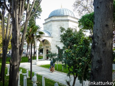 Mausoleo de Barbarroja