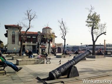 Vista de la plaza de Barbarroja