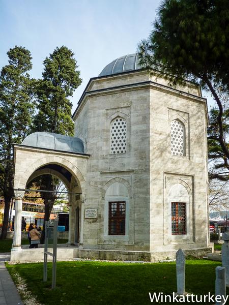 Mausoleo de Barbarroja construido por Mimar Sinan