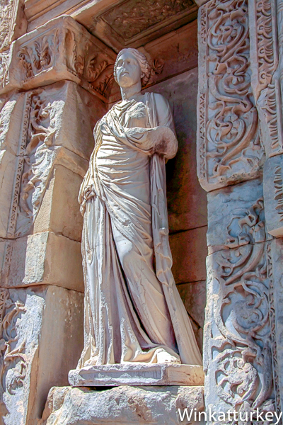 Éfeso. Biblioteca de Celso