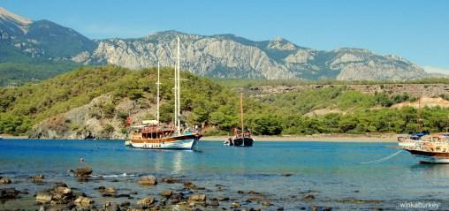 Lugar idílico en Antalya