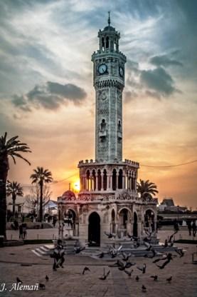 Torre del Reloj en Izmir
