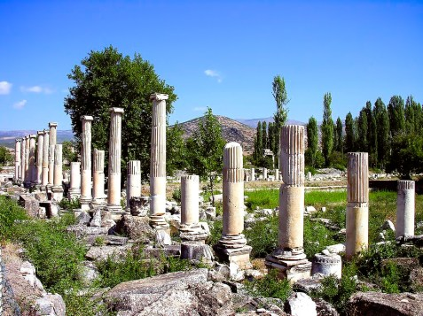 https://commons.wikimedia.org/wiki/File%3AAphrodisias_-_1.JPG