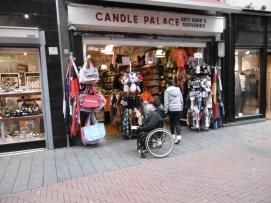 toeristen souvenir shop