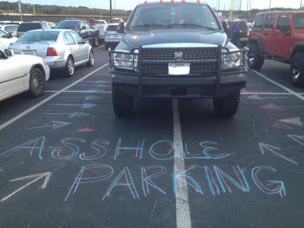 22 Bad Parking Jobs - Asshole Parking