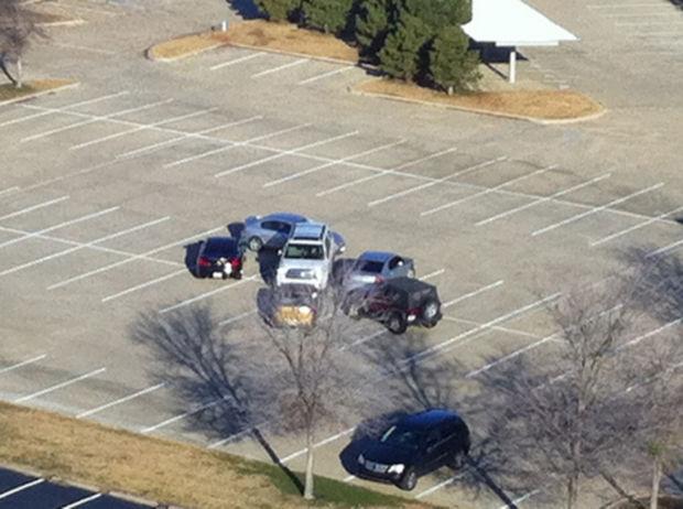 22 Bad Parking Jobs - We've got you surrounded!