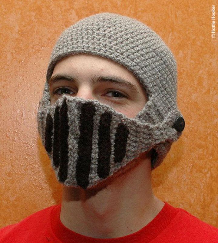 21 Crocheted Winter Hats -