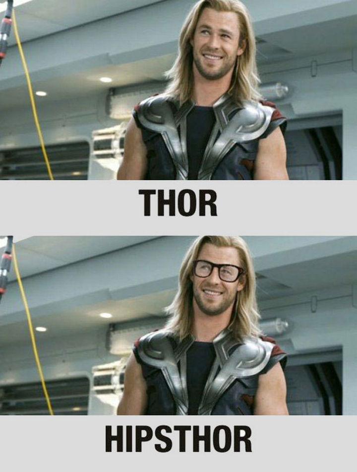 55 Hilariously Funny Celebrity Name Puns - Thor.
