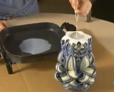 Decorative Candles Are Masterfully Created and You'll Be Amazed.