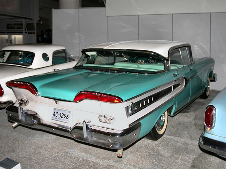 27 Failed Products - Ford Edsel.